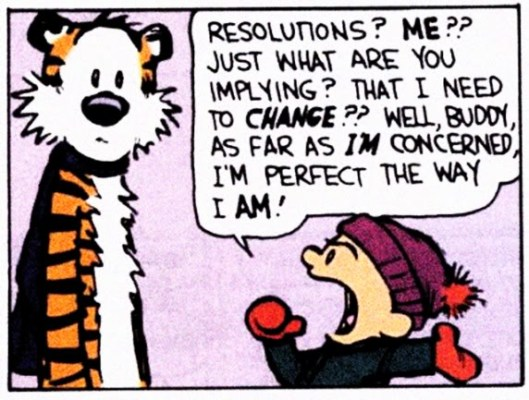 Calvin & Hobbes borrowed with respect from Keysmashblog.com