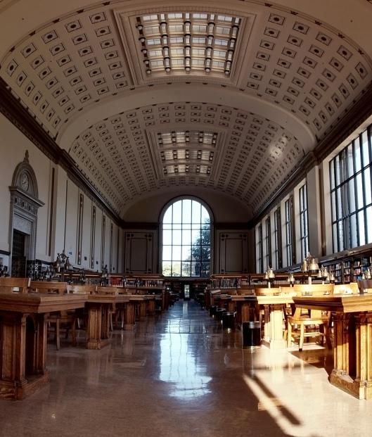 Daniel Parks | Doe Library Reading Room—Flickrcc